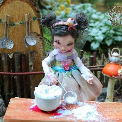 Cupcakes fairy