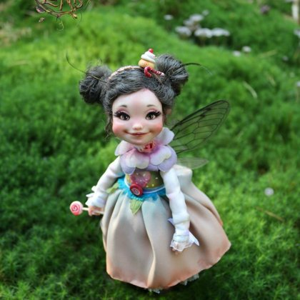 dolls of fairy
