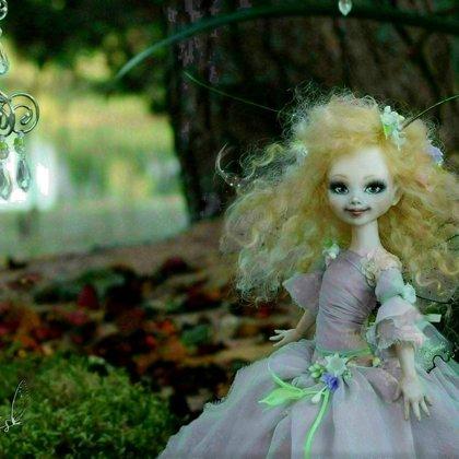 Perfume fairy